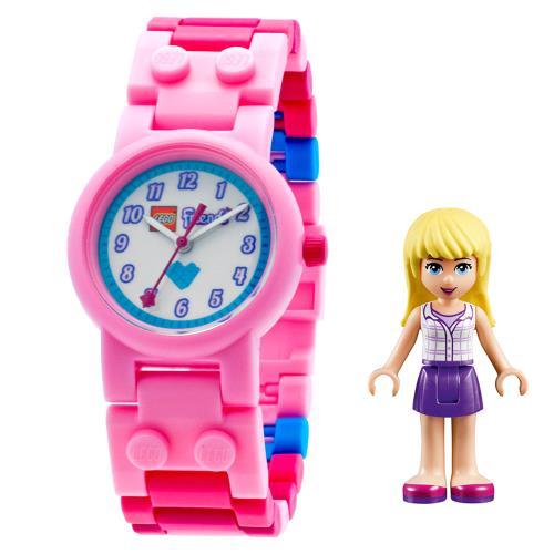 Montre enfant Lego Friends Stephanie avec Figurine