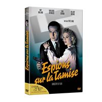 Espions sur la Tamise DVD