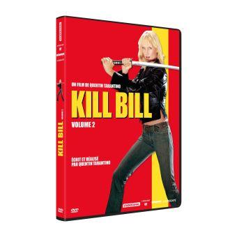Kill BillKill Bill 2 DVD