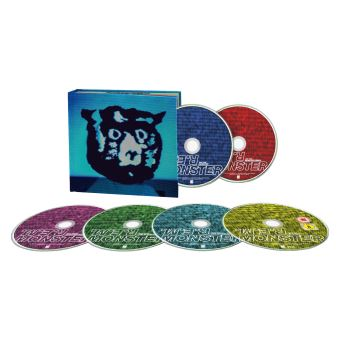 Monster - 25Th Anniversary - 5CD + Blu-ray