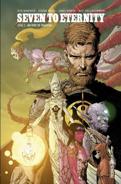Seven to Eternity - Tome 2 - 9791026830207 - 9,99 €