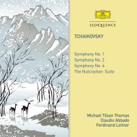 Symphonies numbers 1,2 and 4, The Nutcracker : Suite