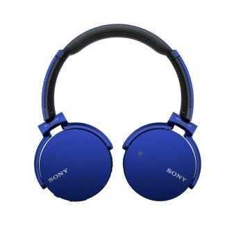 SONY MDRXB650 BT BLUE