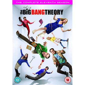 The Big Bang TheoryThe Big Bang Theory Saison 11 DVD