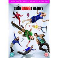 The Big Bang Theory Saison 11 DVD