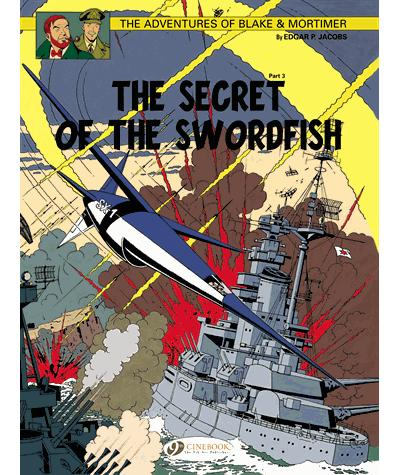 Blake & Mortimer - tome 17 The secret of the Swordish