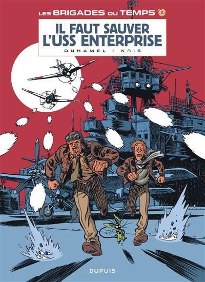 Il faut sauver l'USS Enterprise