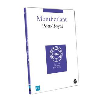 MONTHERLANT-PORT ROYAL-VF