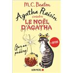 Le Noël d'Agatha Raisin LE-NoeL-D-AGATHA-nouvelle-inedite-Agatha-Raisin