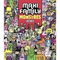 Maxi Family Monstres