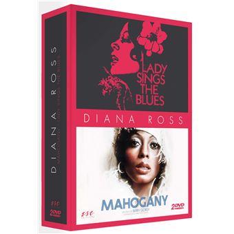 Motown diana ross/mahogany/lady sings the blues