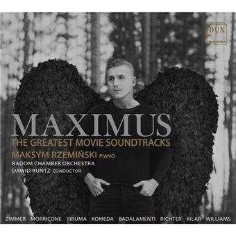 Maximus musique de films