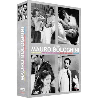 Coffret Bolognini 4 Films DVD