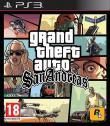 Grand Theft Auto San Andreas PS3