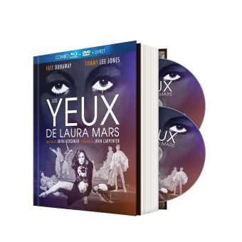 Les yeux de Laura Mars Combo Blu-ray DVD