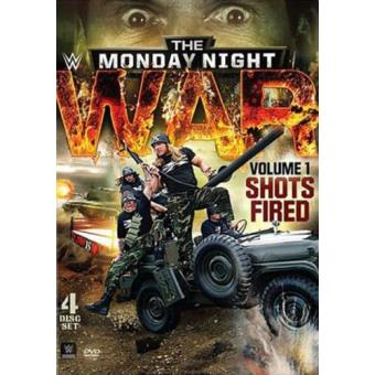 WWE Monday Night War Volume 1 DVD