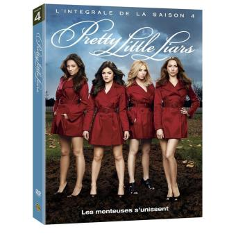 Pretty Little LiarsPretty Little Liars Coffret intégral de la Saison 4 DVD