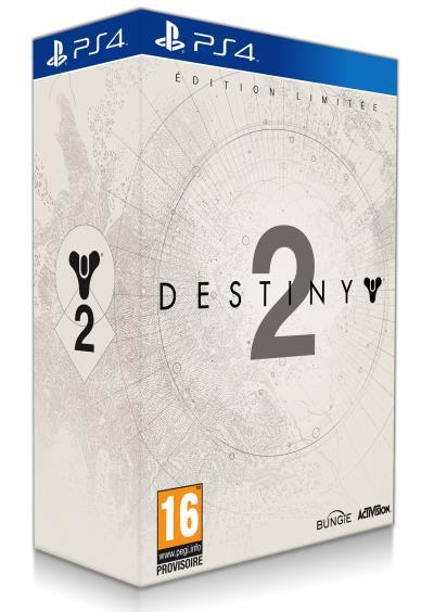 Destiny 2 édition Limitée PS4