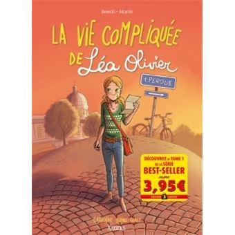 La vie compliquée de Léa OlivierLA VIE COMPLIQUEE DE LEA OLIVIER BD T01 - offre découverte