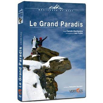 Le Grand Paradis DVD