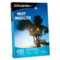 WONDERBOX FR NUIT INSOLITE