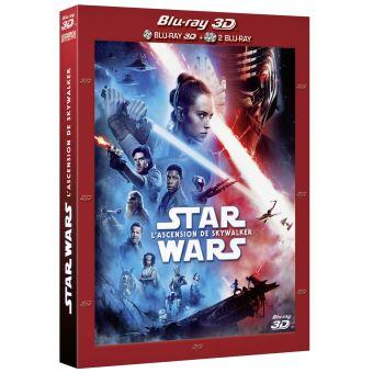 Star WarsStar Wars L'Ascension de Skywalker Blu-ray 3D