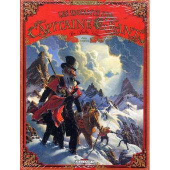 Les enfants du Capitaine GrantLes Enfants du capitaine Grant, de Jules Verne - Fourreau T1 à