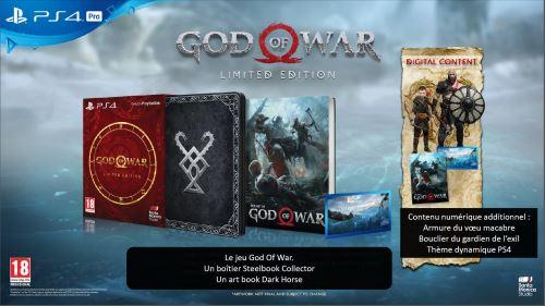 God of War God-of-War-Limited-Edition-PS4