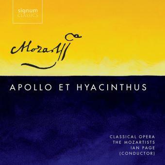 Mozart: Apollo et Hyacinthus - 2CD