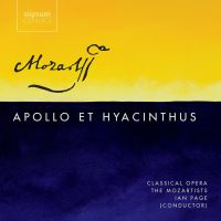 Mozart: Apollo et Hyacinthus - 2CD