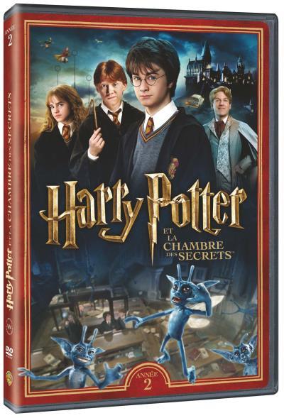 Harry Potter Harry Potter Et La Chambre Des Secrets DVD   DVD Zone 2    Chris Columbus   Daniel Radcliffe   Rupert Grint : Toutes Les Séries TV à  La Fnac