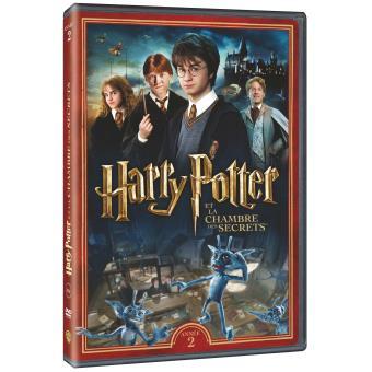 Harry PotterHarry Potter et la chambre des secrets DVD
