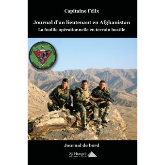 Journal D Un Lieutenant En Afghanistan