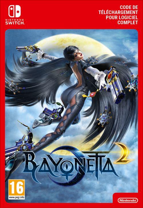Code de téléchargement Bayonetta 2 Nintendo Switch