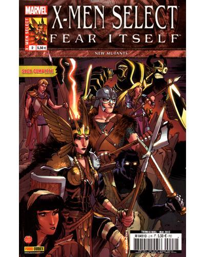X-Men - Select Tome 2 : X-Men select