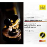 Quatuors dédiés à Haydn The Auryn Series