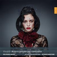 Vivaldi: Arie e cantate per Contralto - CD