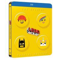 Lego, La grande aventure Steelbook Blu-ray