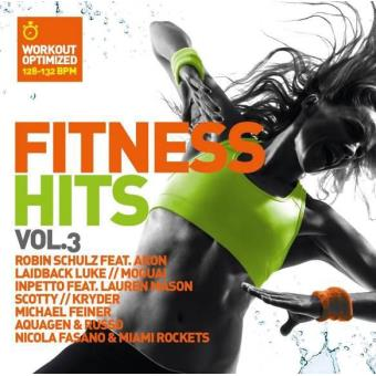 Fitness Hits Volume 3 Coffret