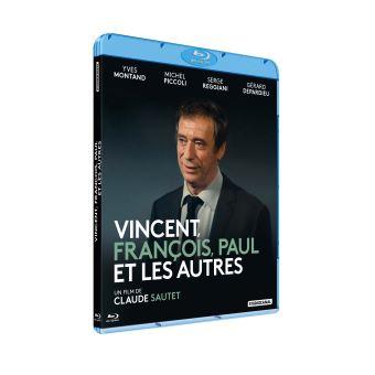 Vincent, François, Paul et les autres Exclusivité Fnac Blu-ray
