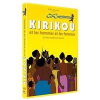 Kirikou et les hommes et les femmes DVD