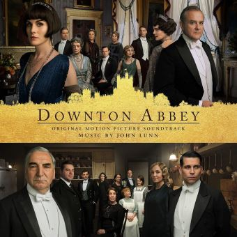Downton Abbey Version Cinéma : CD album en John Lunn ...