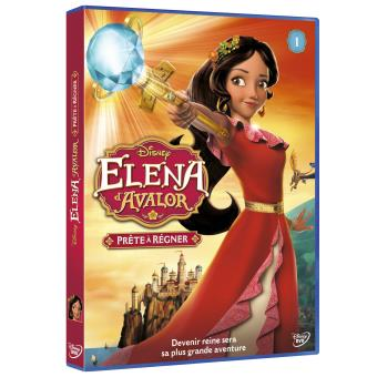 Elena d'AvalorElena D'avalor Prête à Régner Volume 1 DVD