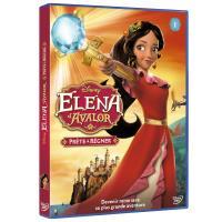 Elena D'avalor Prête à Régner Volume 1 DVD