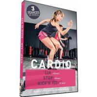 Cardio Step Lia Kick'n Fit DVD