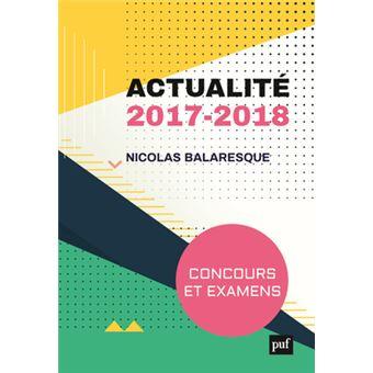 Actualité 2017