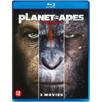 PLANET OF THE APES TRILOGY-BIL-BLURAY