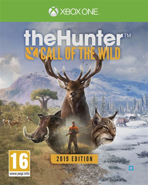 theHunter Call of The Wild Game of the Year Edition 2019 Xbox One