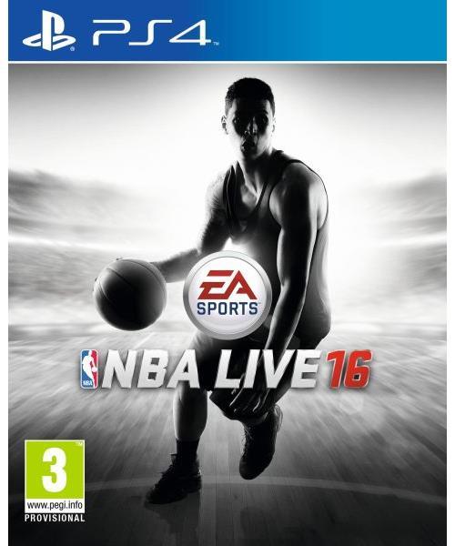 NBA Live 16 PS4