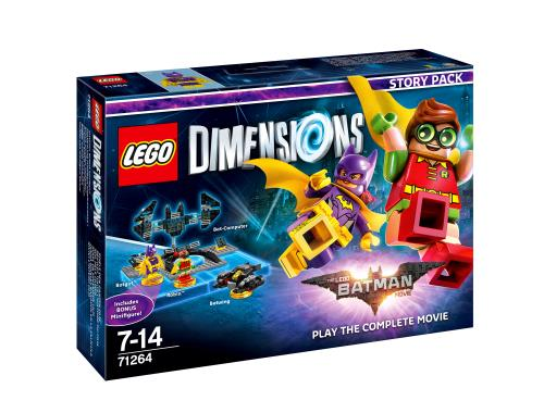 Lego Histoire DimensionsPack The Movie Batman Nwv8n0m